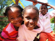 Volunteers, Orphanage, Praktikum, Windhoek, Namibia, Afrika
